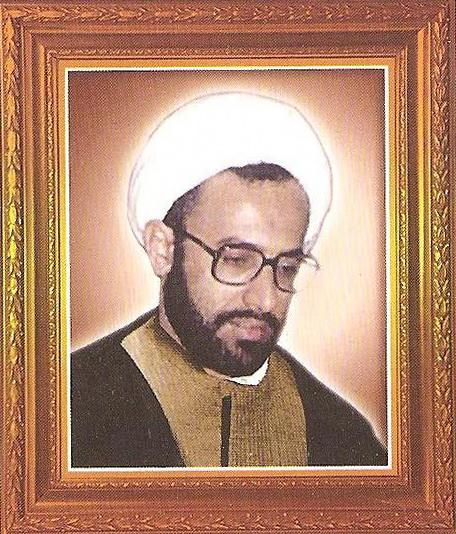 الشيخ علي الجاسم عليه الرحمة
