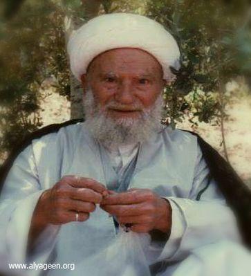 الشيخ محمد تقي الفقيه قدس سره2