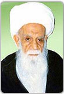 الشيخ محمد أمين البصري البحراني قدس سره